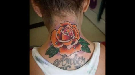 tattoo removal neck youtube 35 awesome back of the neck tattoo designs way to the