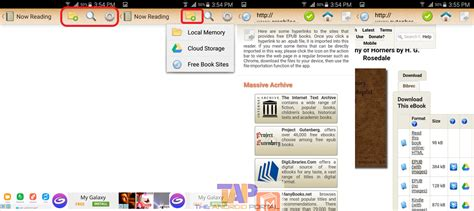 epub android epub reader for android ebook reading app for android