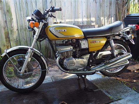 Suzuki 2 Stroke Suzuki Gt380 1974 Vintage Two Stroke Standard 2