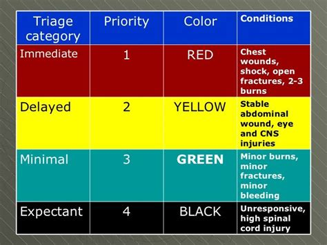 triage colors 1000 images about nursing on new