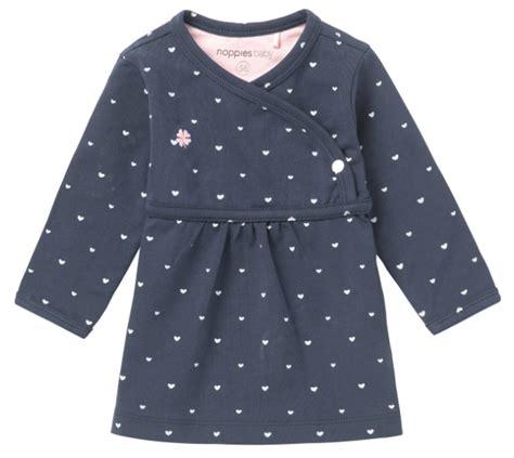 baby jurk maat 44 jurk girls nevada blauw navy ref 305810 paradisio