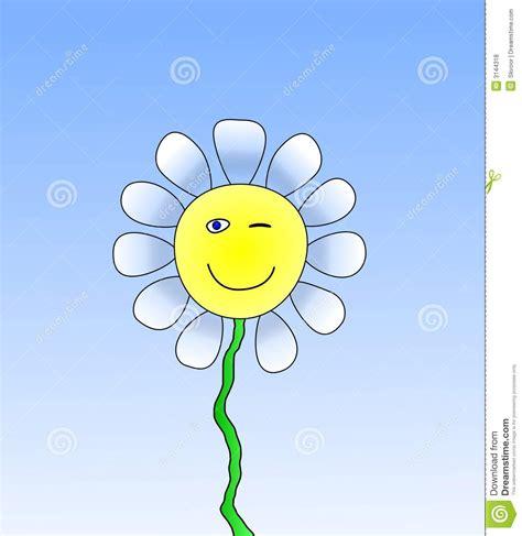 margarita emoticon margherita sorridente dell occhio bue di