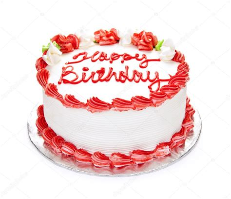 birthday cake stock photo  elenathewise