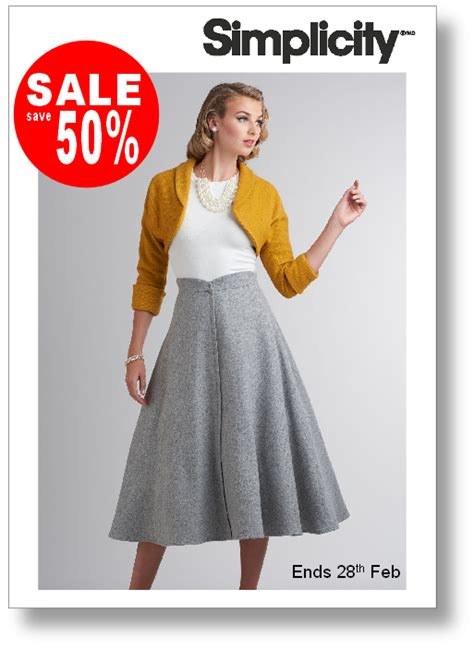 Sewing Pattern Offers | offer sewing pattern 50 off simplicity sewing patterns