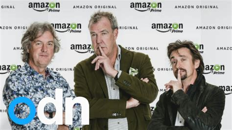 amazon top gear clarkson s back former top gear presenters sign up for