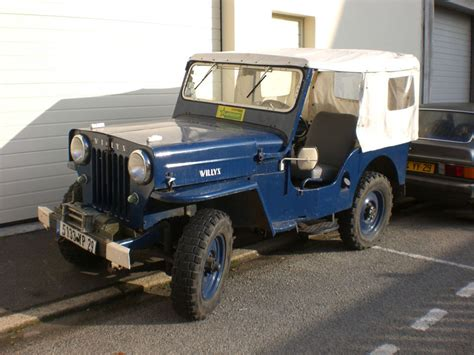 Jeep 55 S jeep willys 55