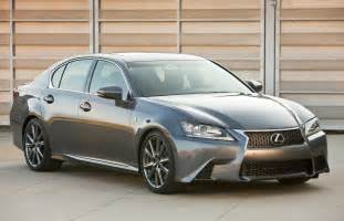 Lexus Gs Sport All New Lexus Gs F Sport To Display At 2011 Sema Show