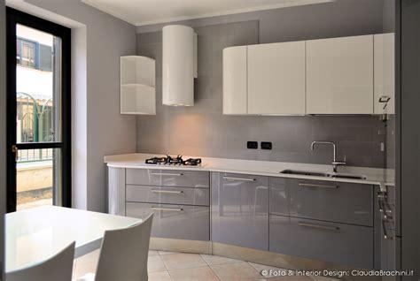 eccezionale Cucina Bianca Laccata Lucida #1: interior-design-claudia-brachini-cucina-rt01.jpg