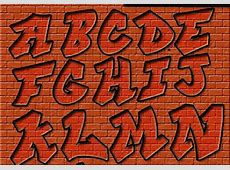 Graffiti Letters - Dr. Odd H Alphabet In Style