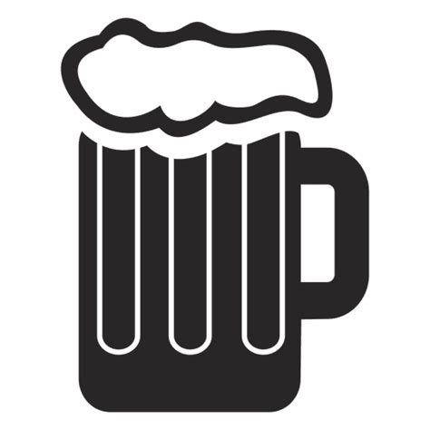 beer glass svg beer mug icon transparent png svg vector