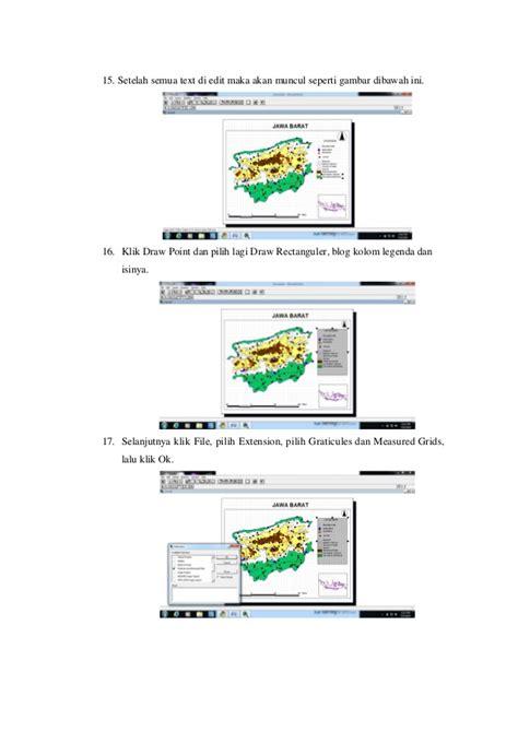layout peta layout peta jawa barat