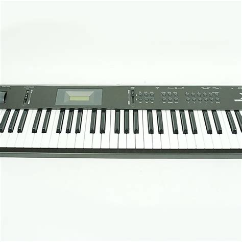 Keyboard Korg X5 Baru used korg x5 synthesizer 61 key reverb