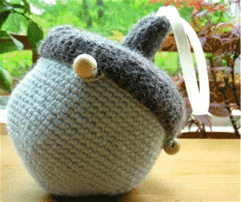cute acorn pattern acorns to crochet free patterns grandmother s pattern book