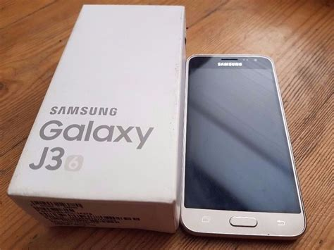 Samsung J3 Six samsung j3 6 unlocked smart mobile phone gold black brand new condition excellent