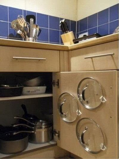 kitchen storage ideas for pots and pans 30 kitchen pots and pans storage solutions