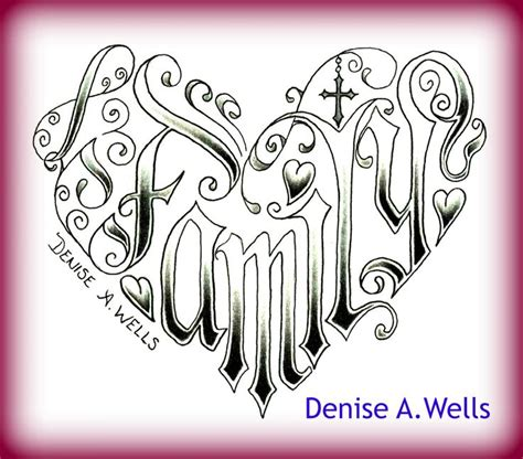 tattoo family word 27 best the word family tattoo designs images on pinterest