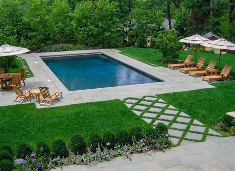 great pool pool design nj clc landscape design intended for swimming
