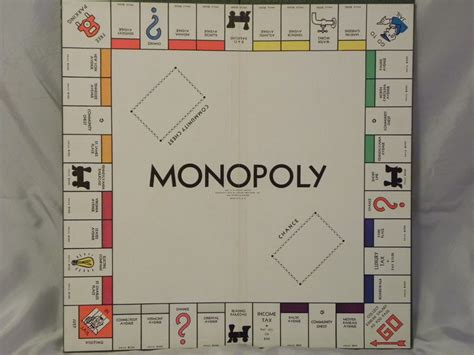 layout of monopoly board game pin monopoly board layout uk on pinterest