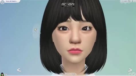 Korea Cc the sims 4 create a sim reply 1988 s duksun s day