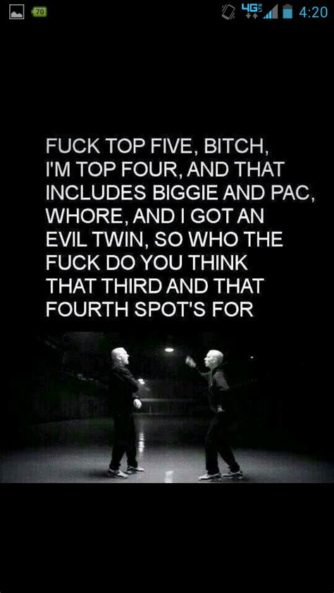 eminem evil twin lyrics memedroid images tagged as shady page 1