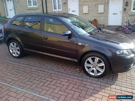 2007 audi a3 for sale 2007 audi a3 special edition tdi for sale in united kingdom
