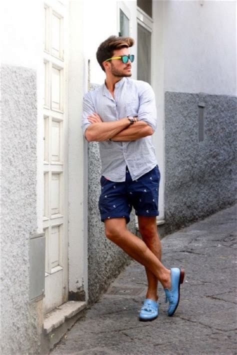 Beach Style men s summer outfits famous outfits