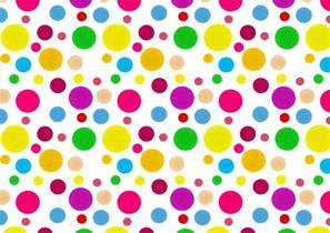 spots rainbow color backing free stock photo