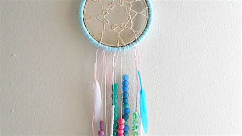 Dreamcatcher Handmade - create a beautiful handmade dreamcatcher diy home