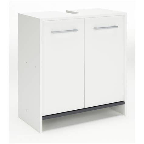 Ordinaire Meuble D Angle Salle De Bain Leroy Merlin #3: meuble-sous-lavabo-l-63-0-x-h-67-0-x-p-33-0-cm-blanc-nerea.jpg