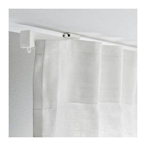 vidga ikea 1000 ideas about white curtain tracks on pinterest