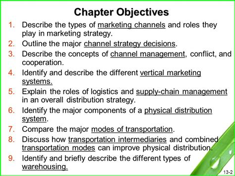 discuss different types of capacitors marketing channels and supply chain management ppt
