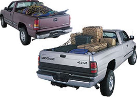 truck bed net spidy gear bed webb stretchable cargo net for full size