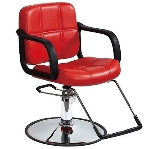 hydraulic barber chair styling salon beauty equipment black red  white salon chairs dryers