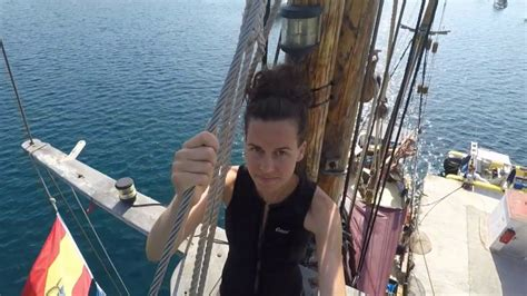 sailing boat volunteer sailing and volunteering on research boat toftevaag youtube