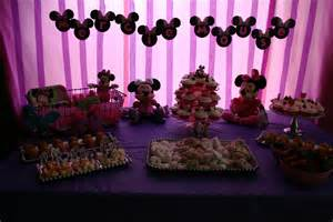Minnie Decorations by Minnie Mouse Bow Tique Beyond The Decorations