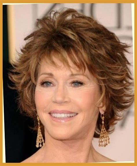 pictures of hairstyles jane fonda short hairstyles with regard to cozy