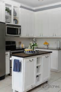 painted kitchen cabinets white remodelaholic diy refinished and painted cabinet reviews