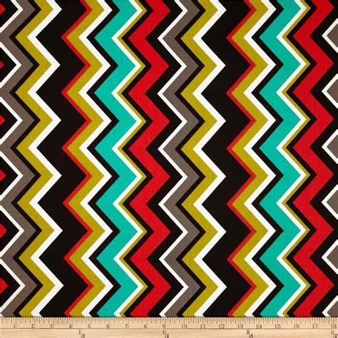 Retro Fabric michael miller chevy chevron retro discount designer