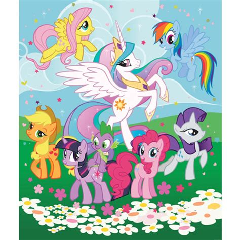 Lego Batman Wall Stickers my little pony friendship wallpaper by walltastic great