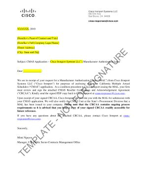 authorization letter manufacturer template of manufacturers authorisation letter fill