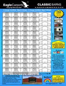 metal barn kits prices pricing on metal barns pole barns