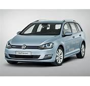 VW Golf Variant BlueMotion Technical Details History