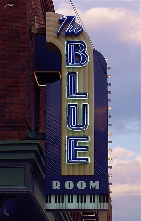 blue room kansas city kansas city mo sign for the blue room looking to the east kansas city photo picture image