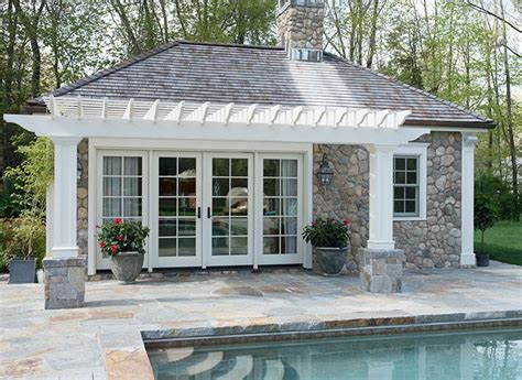 tiny pool house plans 25 best ideas about pool house plans on pinterest pool