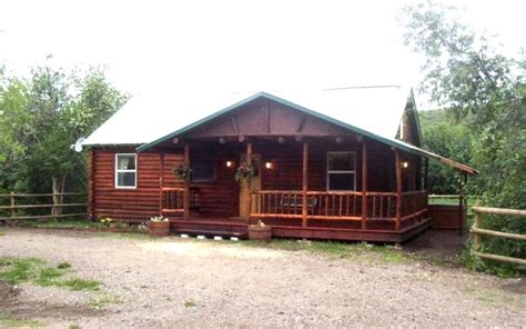 Log Cabins And Cottages With Tubs by Log Cabin With Tub And Loft Jackson Vrbo