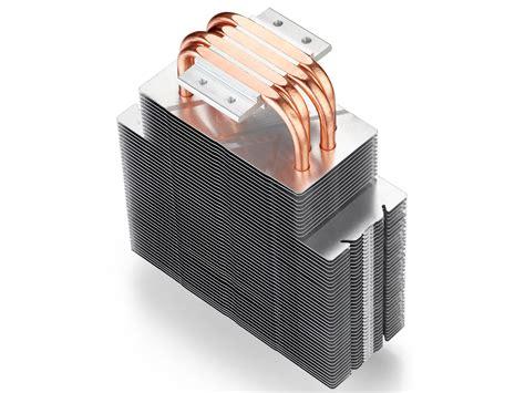 Deepcool Gammaxx 400 Universal Socket 12 Cm Fan 4 gammaxx 400 deepcool cpu air coolers