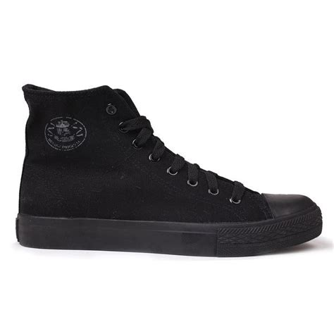 Blackmaster King High Boot Size 39 44 dunlop dunlop mens canvas high top trainers mens