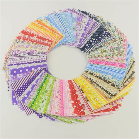 Patchwork Material Suppliers - 30pcs charming quilting patchwork fabric bundle 3 9x3 9in