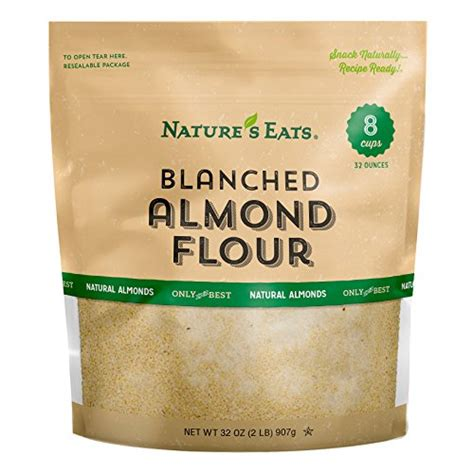Tepung Almond Almond Flour 250gr nature s eats blanched almond flour 32 ounce buy in uae grocery products in the uae