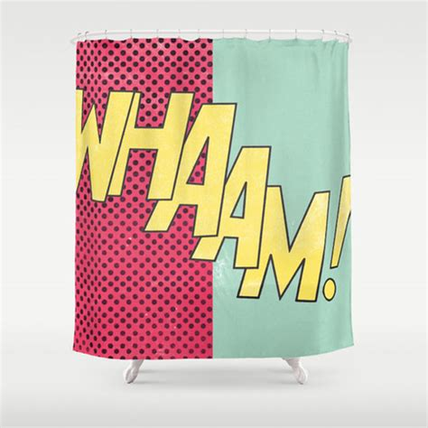 pop art shower curtains fresh from the dairy pop art design milk